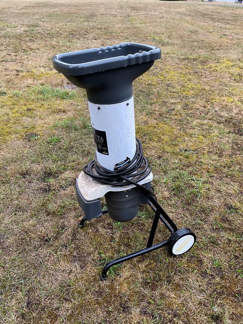 Lot # 302 - Talon Trisecta 3 Cycle Garden Shredder (main image)