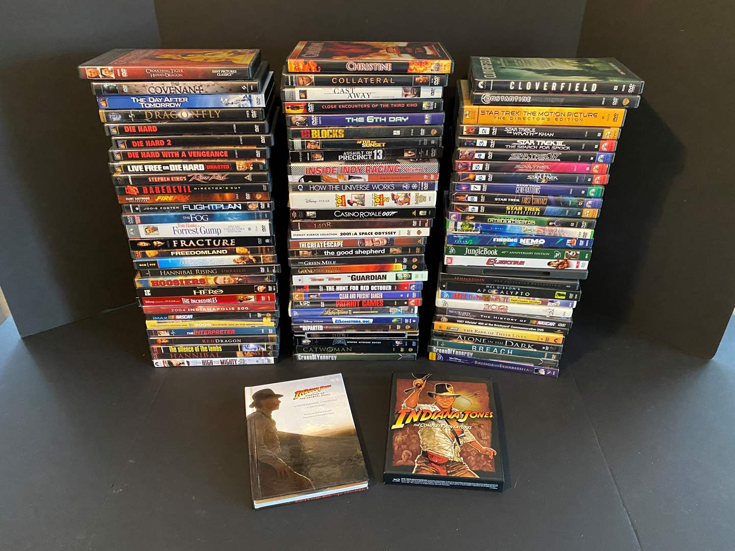 Lot # 27 - Great Collection of DVD's - See Pictures for Titles (main image)