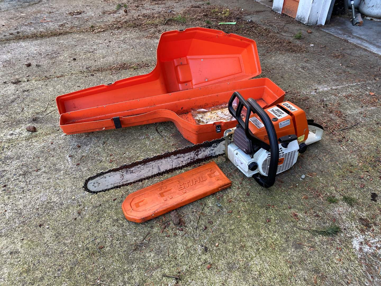Lot # 162 - Stihl 036 Pro Chainsaw - NOT Tested (main image)