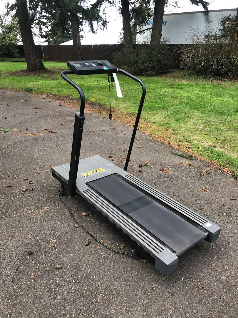 Lot # 169 - WESLO Cadence Treadmill- Model #WLTL82543 - Tested/Works (main image)