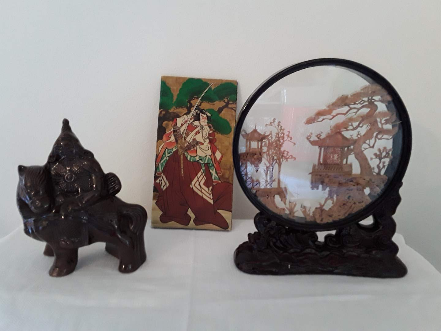 Lot # 47 - Lot of (3) Asian Gifts (main image)
