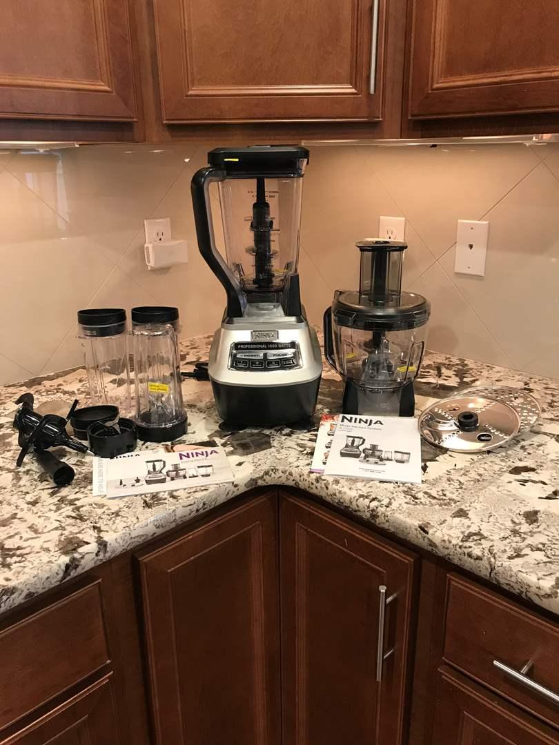 Lot # 50 - New Never Used Ninja Mega Kitchen System - Model #BL773C0 (main image)