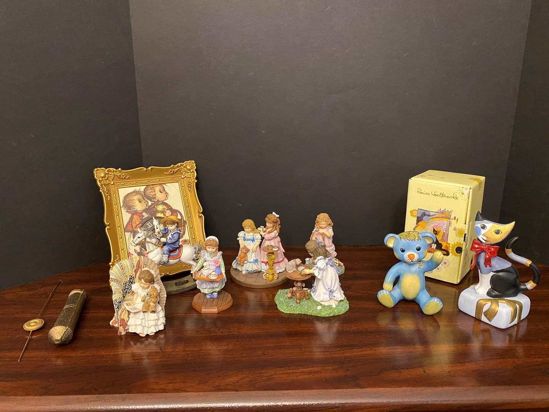 "Lot # 20 - Nice Collection of ""Goebel"" KnickKnacks & More.. (main image)"