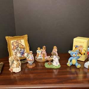 "Lot # 20 - Nice Collection of ""Goebel"" KnickKnacks & More.."