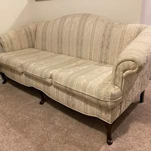 """Lot # 112 - Nice """"Howard Furniture"""" Sofa"""