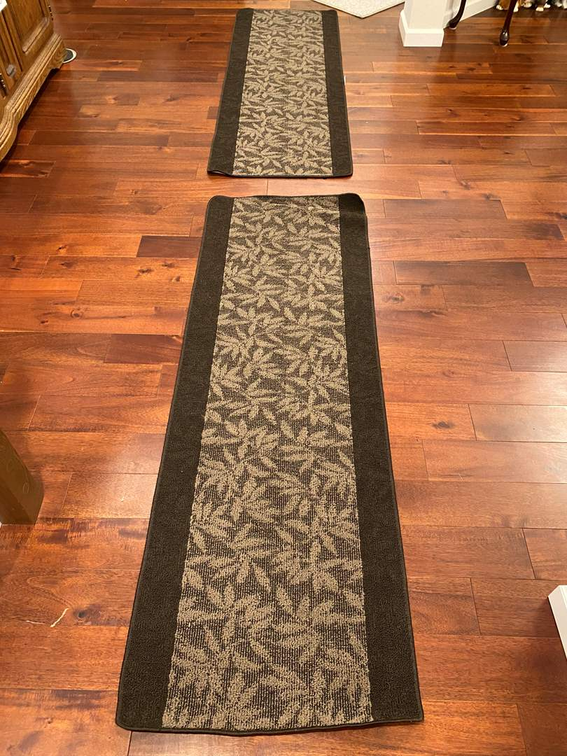 Lot # 128 - Two Rug Runners  (main image)