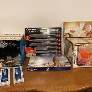 Lot # 147 - Nice Selection of New Kitchen Items - See Pictures