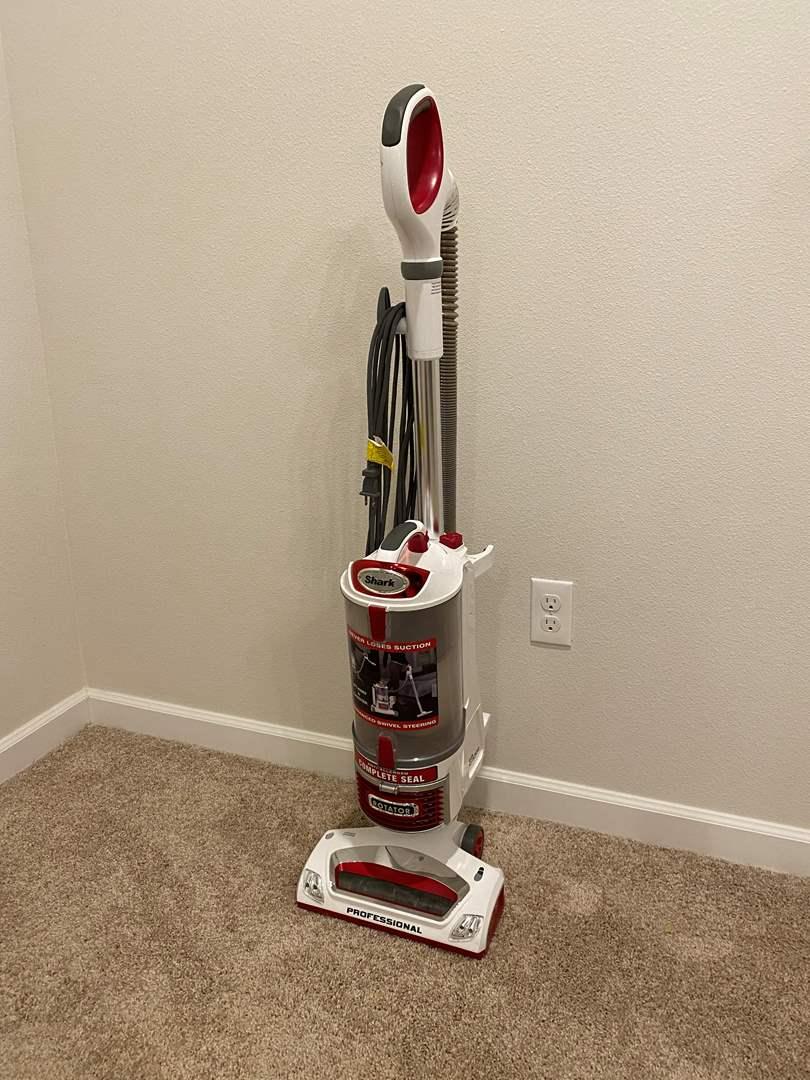 Lot # 230 - Shark Rotator Vacuum - Works Great (main image)
