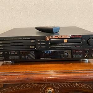 Lot # 267 - JVC XL-R500 Multi-Compact Disk Recorder