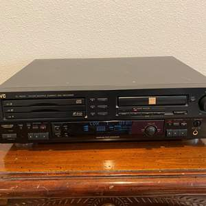 Lot # 269 - JVC XL-R5000 Multi-Compact Disk Recorder