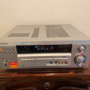 Lot # 270 - Pioneer VSX-D814 Multi-Channel Receiver - Powers On