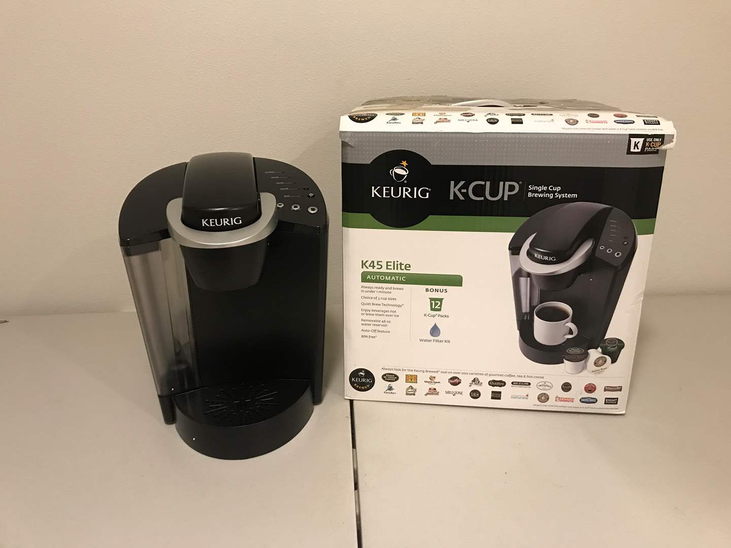 Lot # 294 - Lightly Used Keurig K45 Elite (main image)