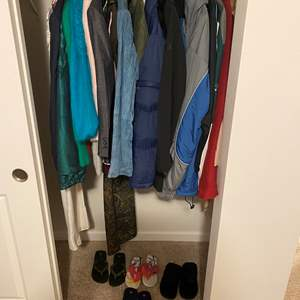 Lot # 313 - Closet Full of Women's Clothing - See Pictures for Details