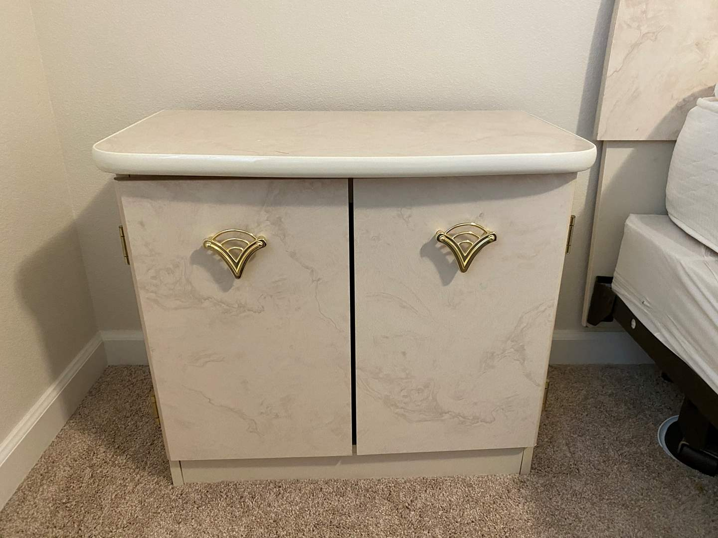 "Lot # 325 - Matching Night Stand from ""Pilliod Furniture""  (main image)"