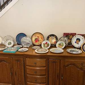 Lot # 48 - Nice Collection of Collectors Plates