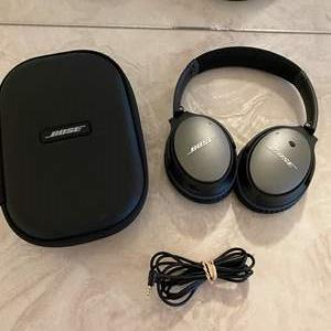 Lot # 365 - Lightly Used Bose Headphones - In Great Condition