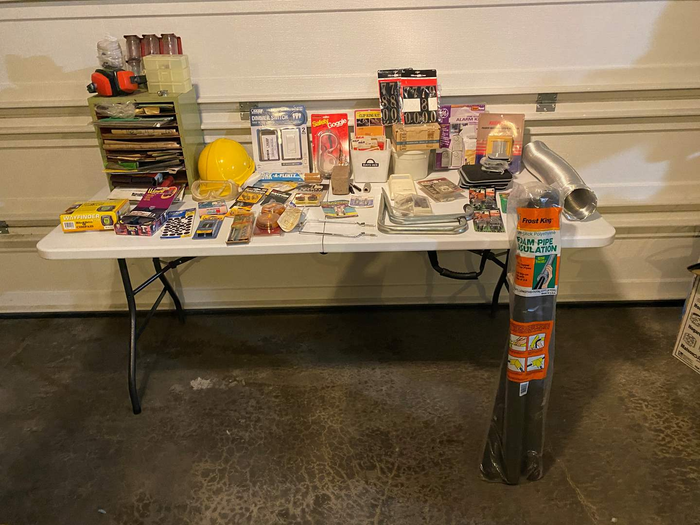 Lot # 318 - Selection of Hardware Items & Tools - See Pictures for Details (main image)