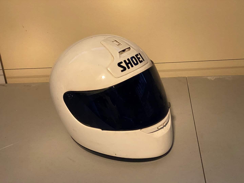 Lot # 157 - Shoei RF-800 Motorcycle Helmet  (main image)