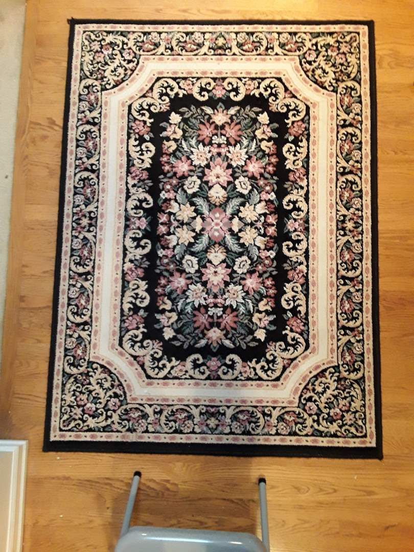 "Lot # 27 - Oriental Weavers Tut Collection ""Machine Made"" Rug (64"" x 46"") (main image)"