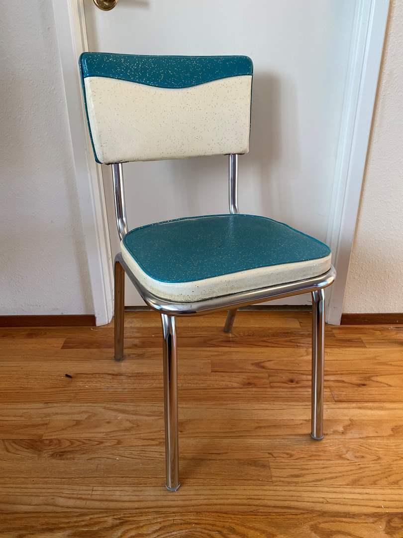 Lot # 11 - Vintage Retro Chair  (main image)