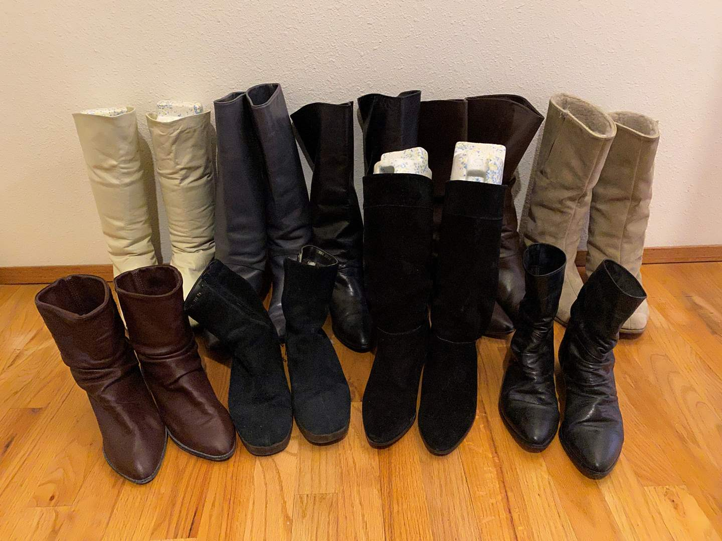 Lot # 30 - Selection of Women's Boots - (See Pictures for Brands & Sizes) (main image)
