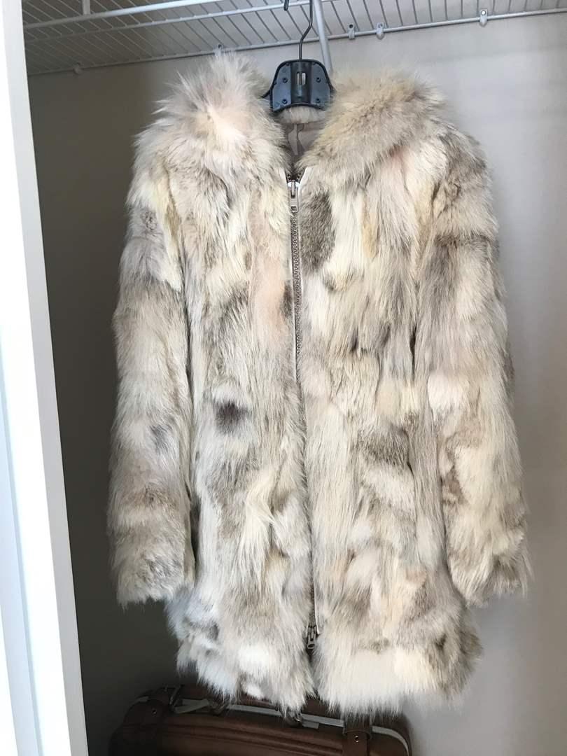 Lot # 110 - Beautiful Vintage Fur Coat  (main image)
