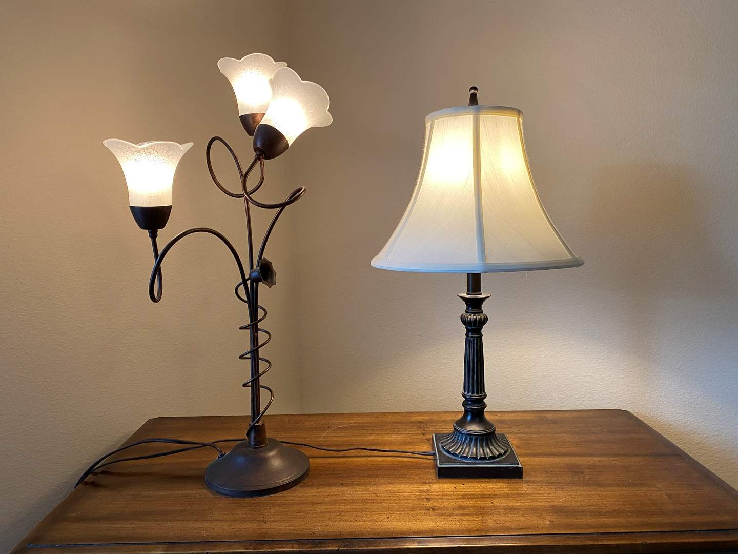 Lot # 150 - Two Table Lamps (main image)