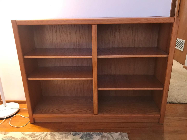 Lot # 96 - Wood Bookcase (main image)