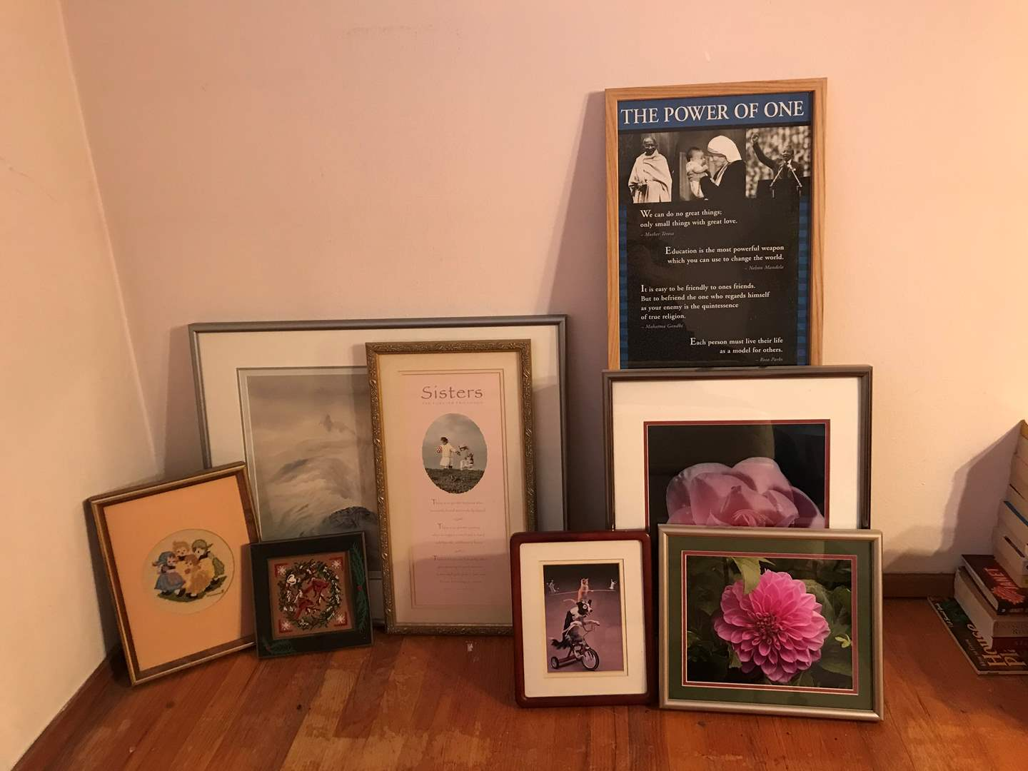 Lot # 92 - Small Selection of Artwork of Various Sizes  (main image)