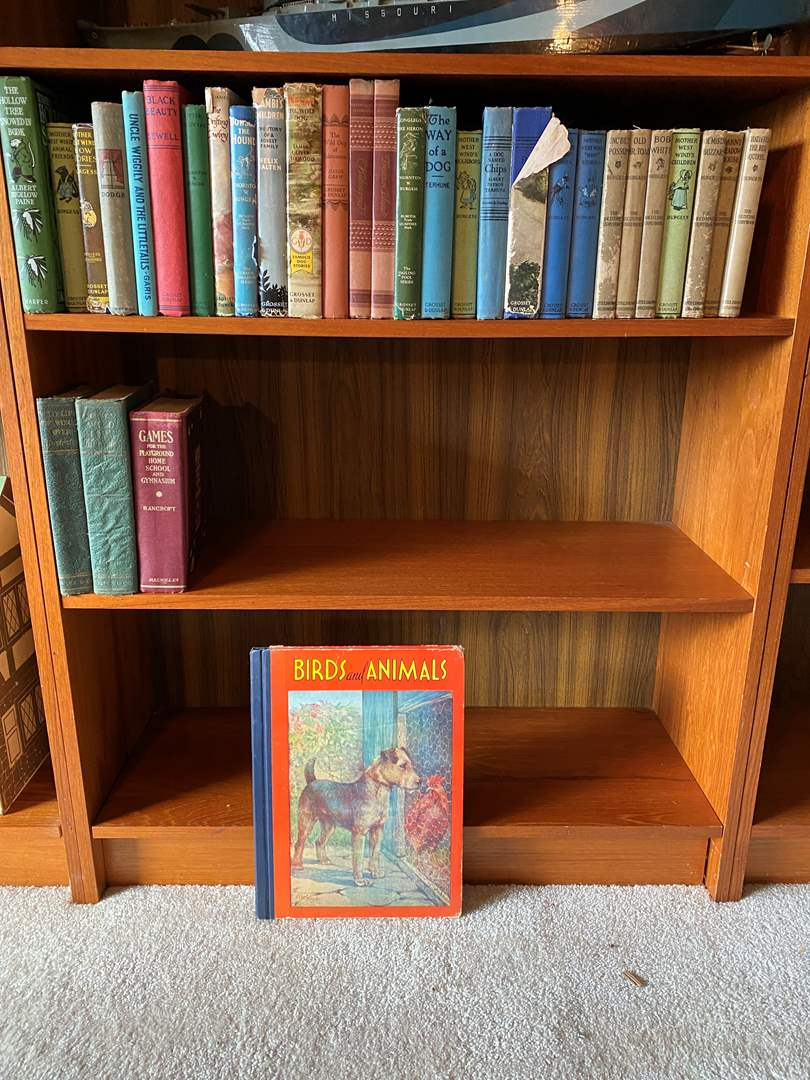 Lot # 233 - Nice Collection of Vintage Children's Books - See Pictures for Titles  (main image)