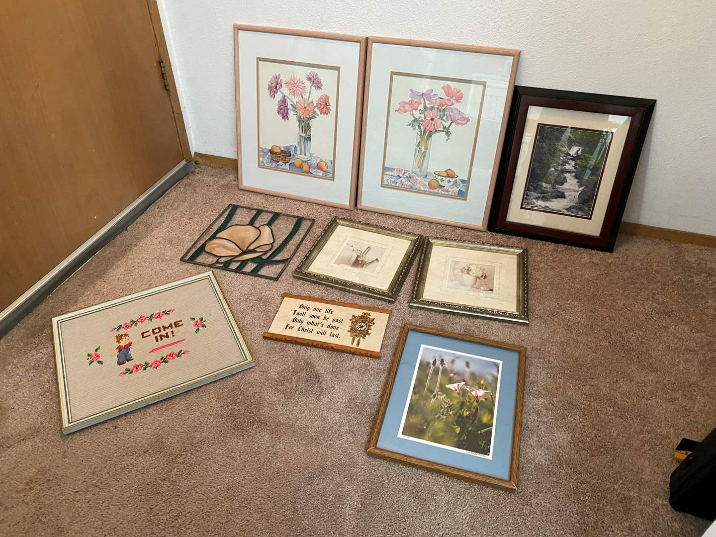 Lot # 44 -  Misc. Wall Art of Various Sizes (main image)