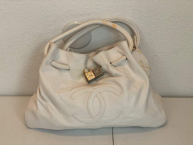 "Lot # 183 - Used ""Chanel"" Handbag (main image)"