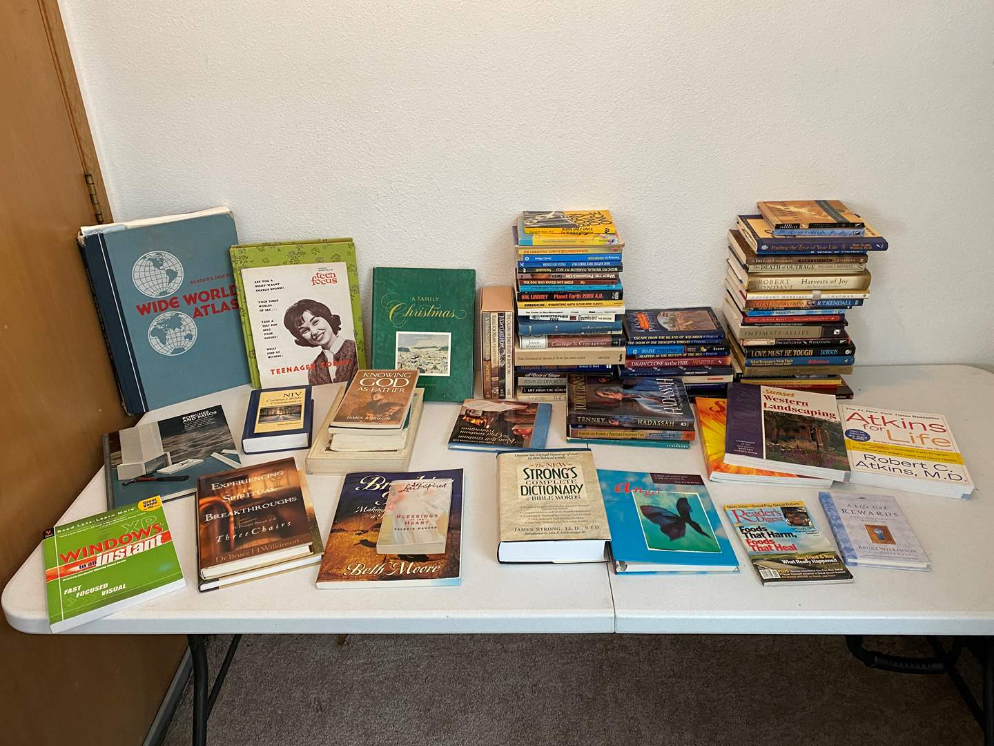 Lot # 184 - Selection of Books - See Pictures for Titles  (main image)