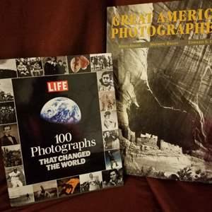 Lot # 4 -  (4) Beautiful Books of Historical Photographs