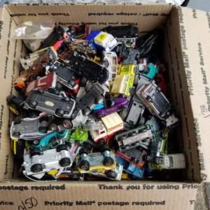 Lot # 42 - Vintage Matchbox Car Collection
