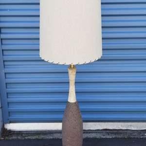Lot # 49 - MCM Lamps w/Shades
