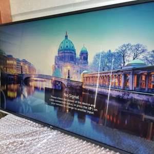 "Lot # 54 - 55"" LG Flat Screen Smart TV"