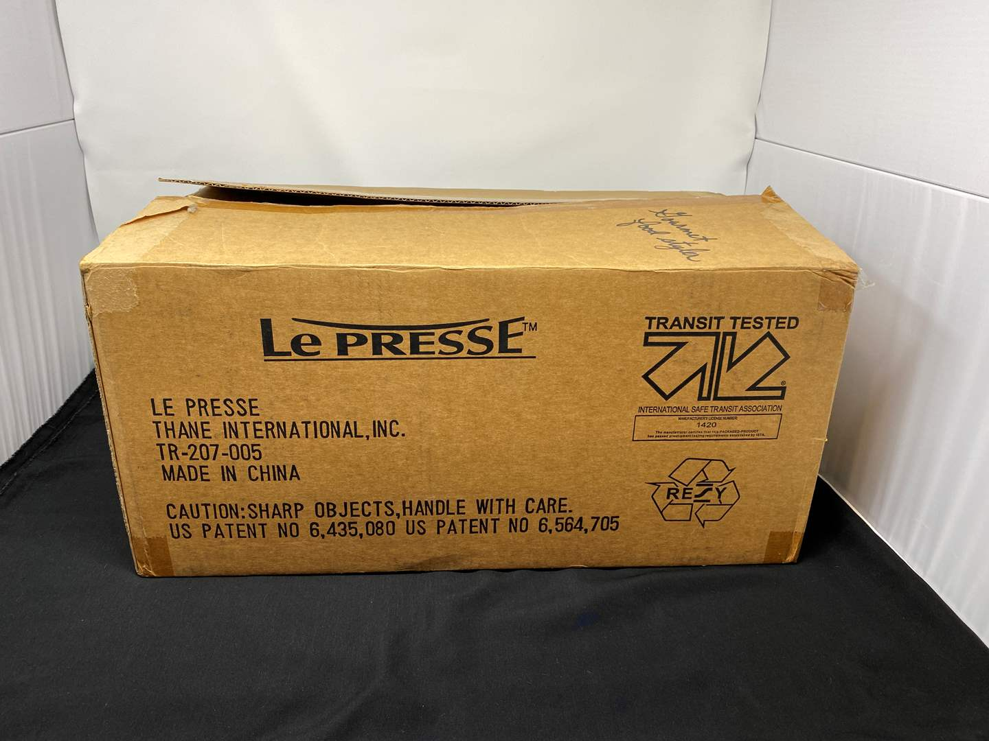 """Lot # 36 - New in Box """"LePresse"""" Food Styler (main image)"""