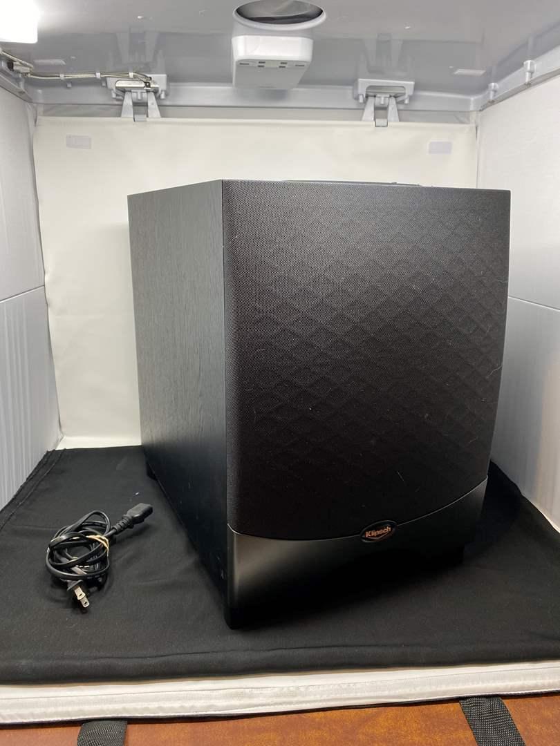 Lot # 44 - Klipsch Digitally Controlled Subwoofer  (main image)