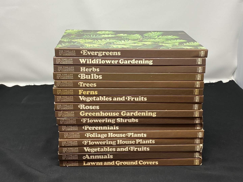 Lot # 51 - Sixteen Vintage Time Life Encyclopedia Hardcover Books (main image)