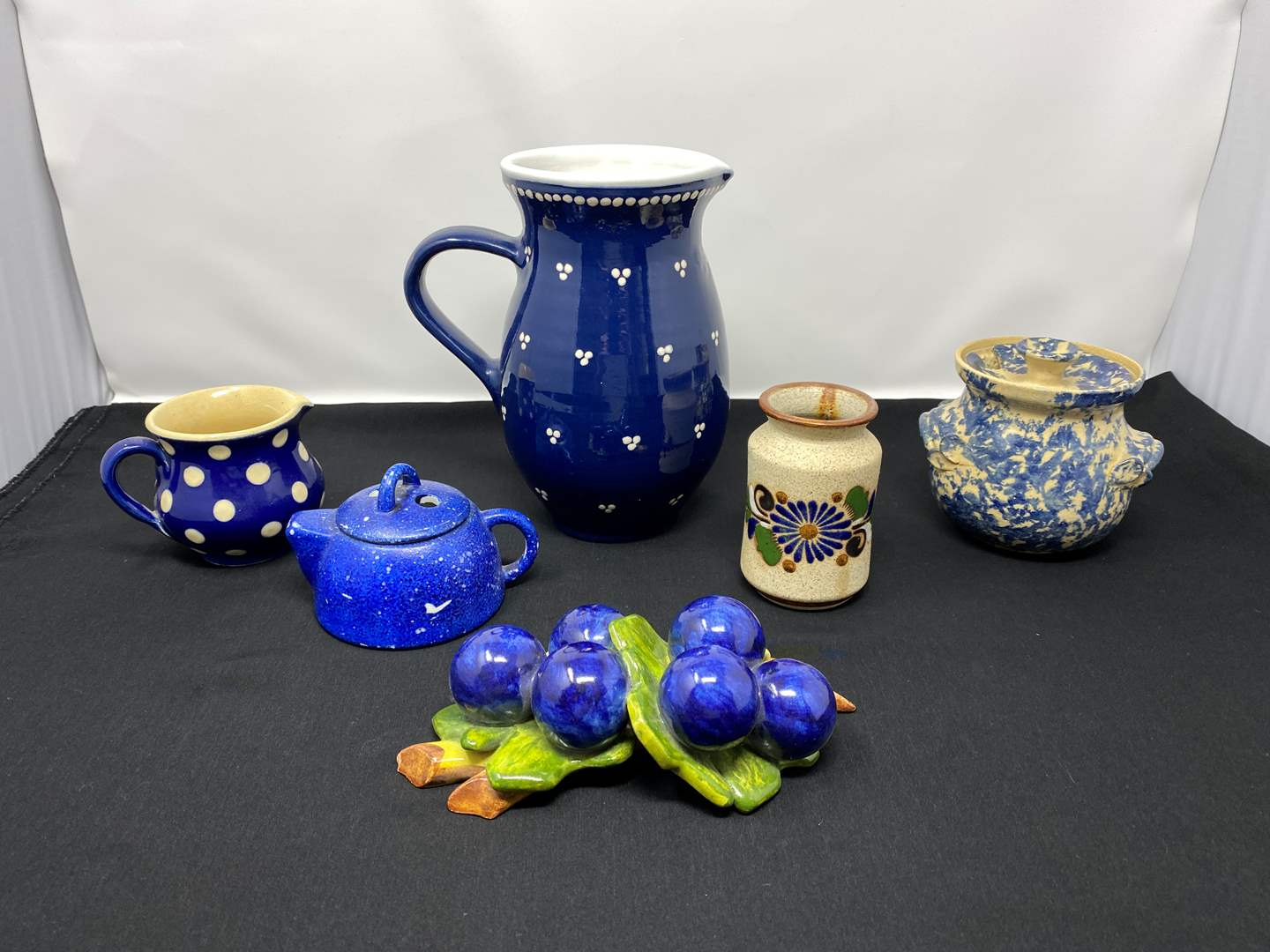 Lot # 38 - Nice Pottery Items (Some Signed-Some Were Pictured in Good Housekeeping Magazine) (main image)