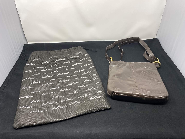 "Lot # 96 - ""Laurel Burch"" Leather Handbag (main image)"