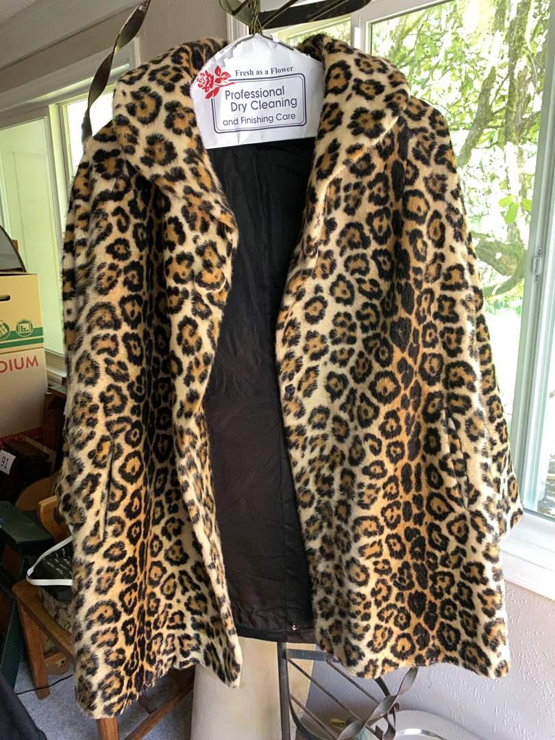 Lot # 98 - Woman's Faux Fur Jacket (main image)