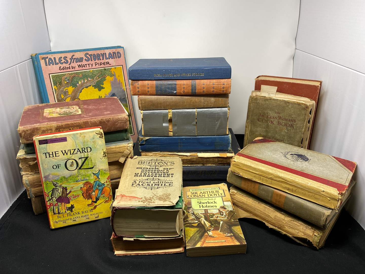 Lot # 103 - Collection of Vintage Books (main image)