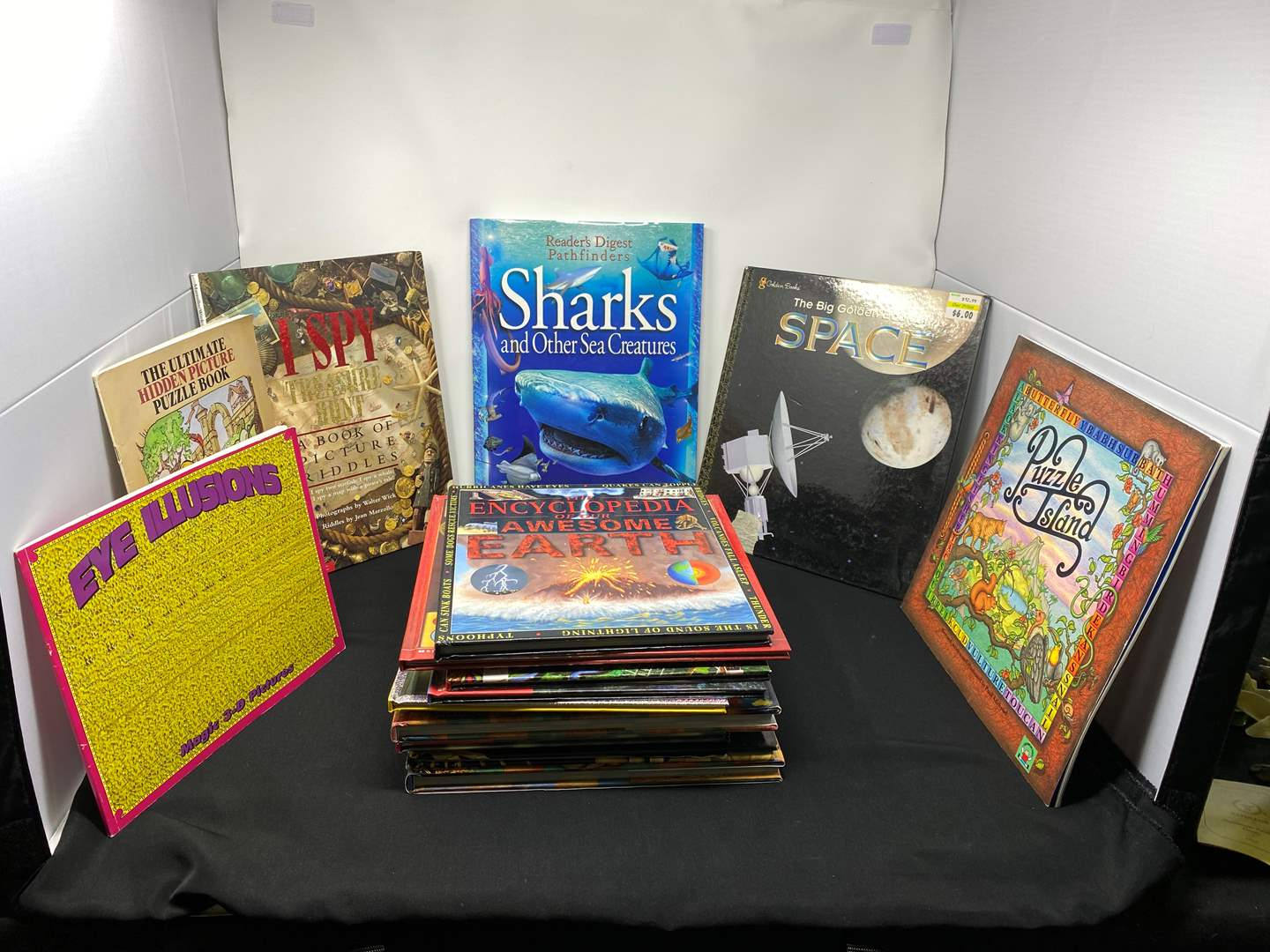 Lot # 104 - Small Selection of Children's Books (main image)