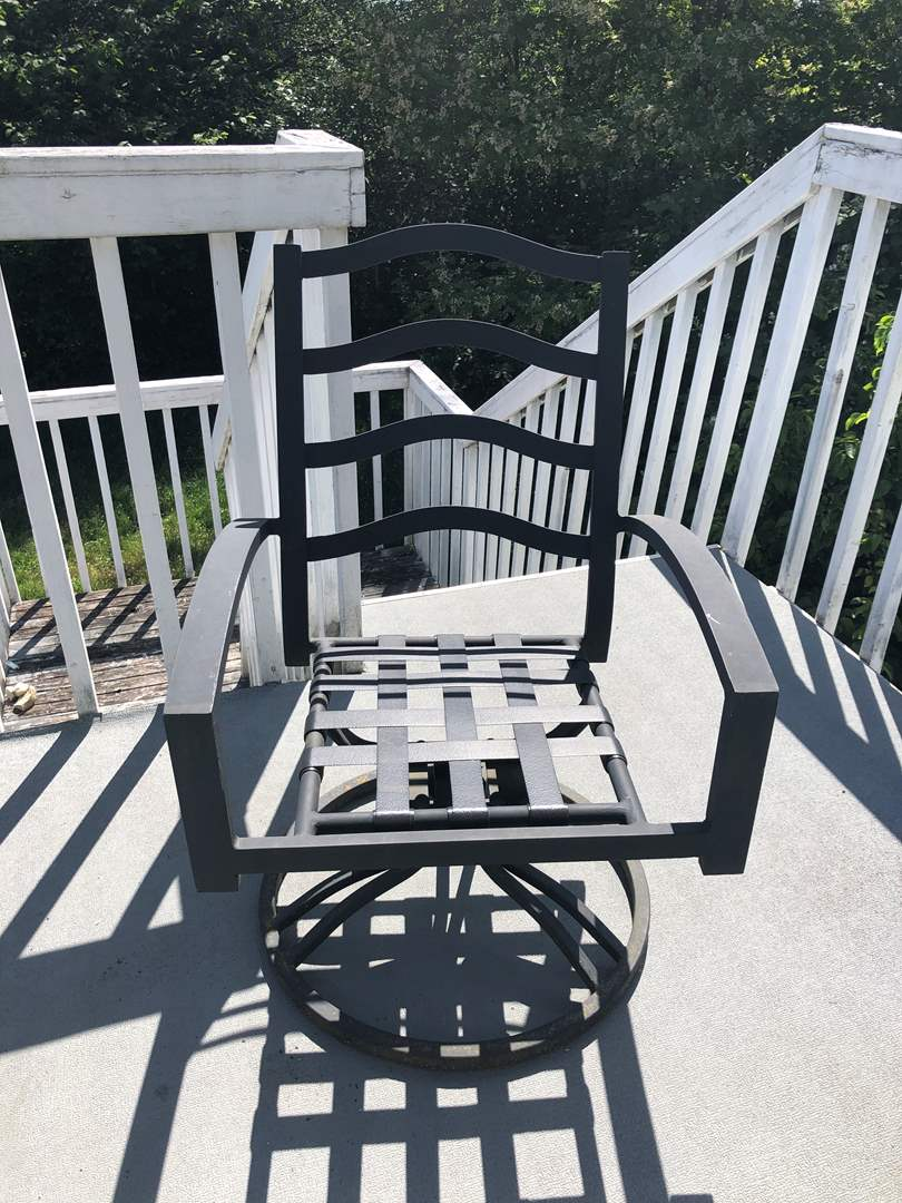Lot # 219 - Outdoor Chair (main image)
