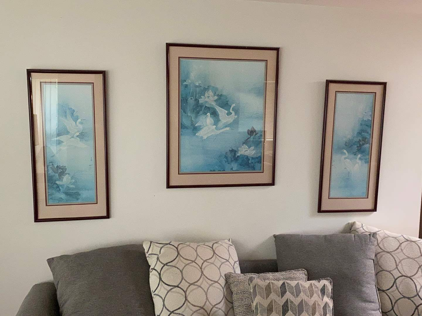 Lot # 8 - Three Beautiful Signed & Numbered Prints by Lena Liv (main image)