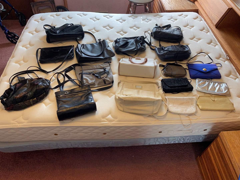Lot # 29 - Collection of Purses & Handbags (main image)