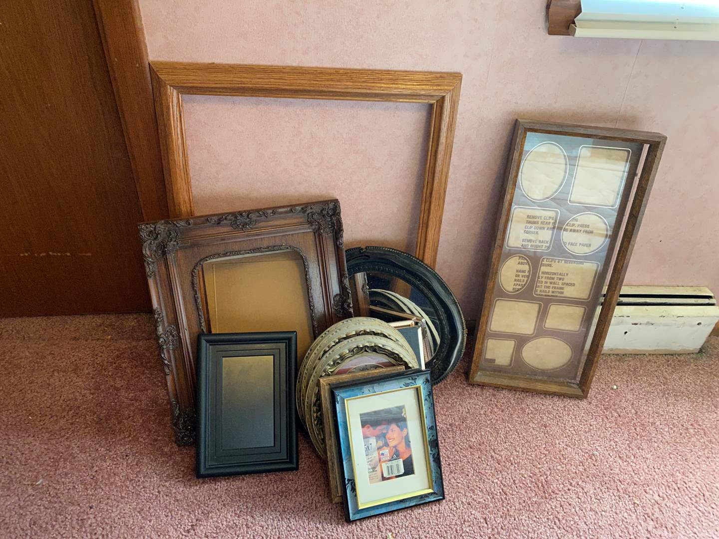 Lot # 35 - Small Selection of Picture Frames  (main image)