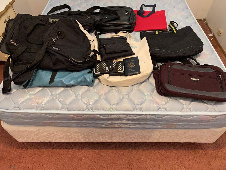 Lot # 42 - Selection of Handbags, Totes & Backpacks (main image)